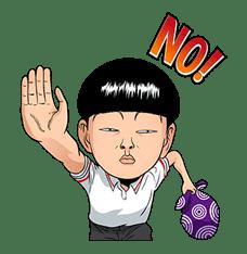 Ike! Inachu Takkyu-bu: Best Gags Edition sticker #694142