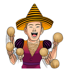 Ike! Inachu Takkyu-bu: Best Gags Edition sticker #694152