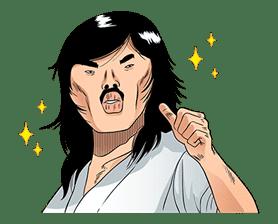Ike! Inachu Takkyu-bu: Best Gags Edition sticker #694156