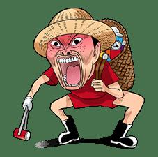 Ike! Inachu Takkyu-bu: Best Gags Edition sticker #694164