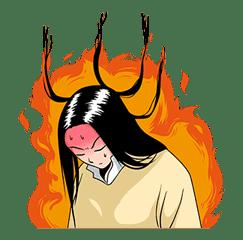 Ike! Inachu Takkyu-bu: Best Gags Edition sticker #694168