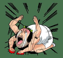 Ike! Inachu Takkyu-bu: Best Gags Edition sticker #694171