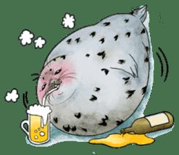 Mochi Goma sticker #94801