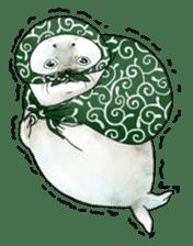 Mochi Goma sticker #94802