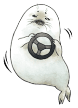 Mochi Goma sticker #94805