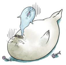 Mochi Goma sticker #94817