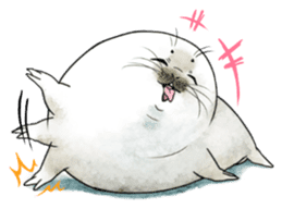 Mochi Goma sticker #94824