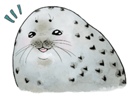 Mochi Goma sticker #94828