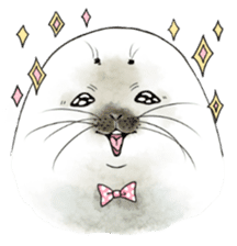 Mochi Goma sticker #94829