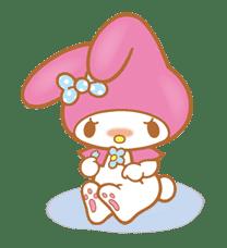 My Melody (Lovely Days ver.) sticker #17281