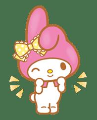 My Melody (Lovely Days ver.) sticker #17310