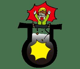 SAFETY MAN 3 sticker #2540617
