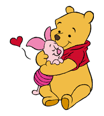 Pooh and Friends sticker #18031