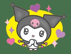 Kuromi sticker #18703