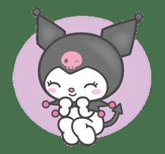 Kuromi sticker #18706