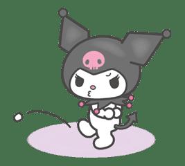 Kuromi sticker #18711