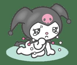 Kuromi sticker #18712