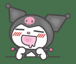 Kuromi sticker #18713