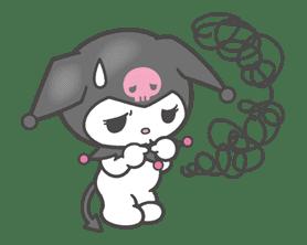 Kuromi sticker #18715