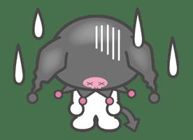 Kuromi sticker #18716