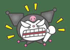 Kuromi sticker #18721