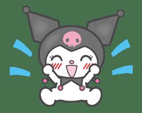 Kuromi sticker #18725
