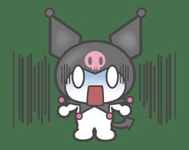 Kuromi sticker #18729