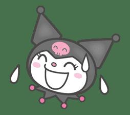 Kuromi sticker #18730