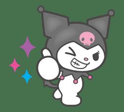 Kuromi sticker #18733