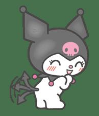 Kuromi sticker #18735