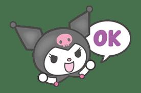Kuromi sticker #18740