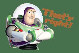 Toy Story sticker #18920