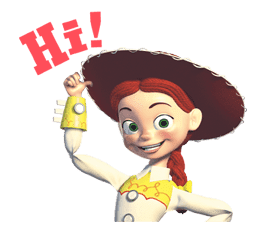 Toy Story sticker #18923