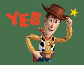 Toy Story sticker #18932