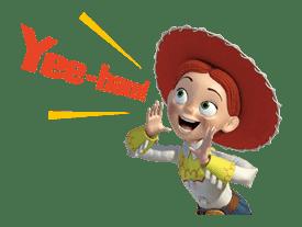 Toy Story sticker #18943