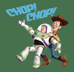 Toy Story sticker #18949