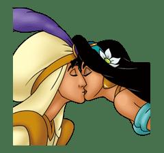 Aladdin sticker #20429