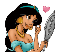 Aladdin sticker #20439