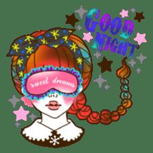 HARAJUKU-GIRL(HIGH-QUALITY sticker vol1) sticker #10022802