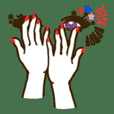 HARAJUKU-GIRL(HIGH-QUALITY sticker vol1) sticker #10022810