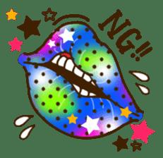 HARAJUKU-GIRL(HIGH-QUALITY sticker vol1) sticker #10022821