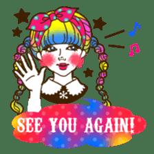 HARAJUKU-GIRL(HIGH-QUALITY sticker vol1) sticker #10022823