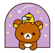 Rilakkuma Xmas & Holiday sticker #25118