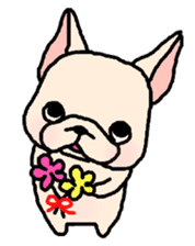 French Bulldog Stickers! sticker #235272