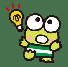 KEROKEROKEROPPI sticker #16345