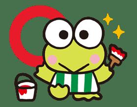 KEROKEROKEROPPI sticker #16352