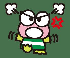 KEROKEROKEROPPI sticker #16359