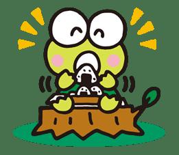 KEROKEROKEROPPI sticker #16360