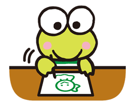 KEROKEROKEROPPI sticker #16361