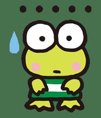 KEROKEROKEROPPI sticker #16363